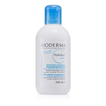 Bioderma Hydrabio Moisturising Cleansing Milk - For Sensitive Dehydrated Skin (Exp. Date: 11/2017)  250ml/8.4oz