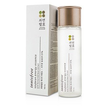 イニスフリー(Innisfree) Soybean Enegy Essence (Manufacture Date: 10/2014)  150ml/5.07oz