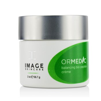 Image Ormedic Balancing Bio Peptide Creme 567g2oz Moisturizers