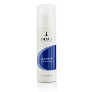 Clear Cell Salicylic Gel Cleanser  177ml/6oz