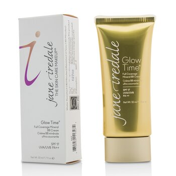 Glow Time Full Coverage Mineral BB Cream SPF 17  50ml/1.7oz