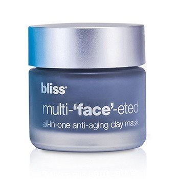 Multi-Face-Eted All-In-One Anti-Aging Clay Mask (Unboxed)  65g/2.3oz