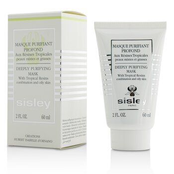 Deeply Purifying Mask With Tropical Resins (Combination And Oily Skin)  60ml/2oz