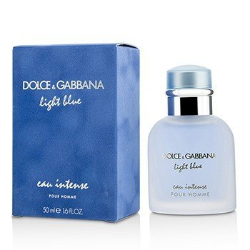 Dolce & Gabbana Woda perfumowana Light Blue Eau Intense Pour Homme Eau De Parfum Spray  50ml/1.6oz