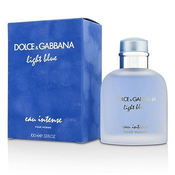Light Blue Eau Intense Pour Homme Eau De Parfum Spray  100ml/3.3oz