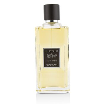 Guerlain L'Instant De Guerlain Pour Homme Eau De Toilette Spray (New Version)  100ml/3.3oz