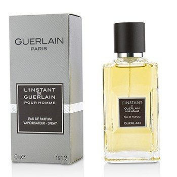 Guerlain L'Instant De Guerlain Pour Homme Eau De Parfum Spray (New Version)  50ml/1.6oz