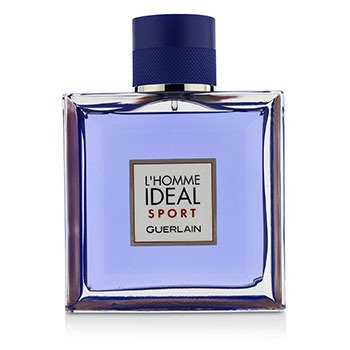 Spray De 100ml3 3oz Ideal Toilette Guerlain Sport L'homme Eau c34RL5jAq