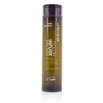 Color Infuse Brown Shampoo (To Revive Golden-Brown Hair)  300ml/10.1oz