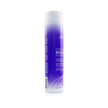 Color Balance Purple Shampoo (Eliminates Brassy/Yellow Tones on Blonde/Gray Hair) 300ml/10.1oz