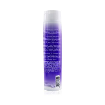 Color Balance Purple Shampoo (Eliminates Brassy/Yellow Tones on Blonde/Gray Hair)  300ml/10.1oz