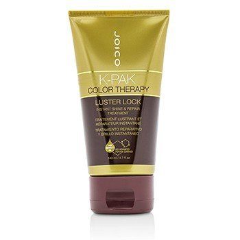 Joico K-Pak Color Therapy Luster Lock Tratamiento Brillo & Reparación Instantánea  140ml/4.7oz