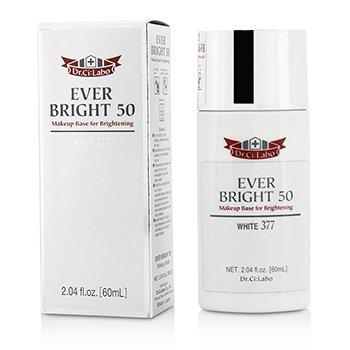 Dr. Ci:Labo Ever Bright 50 Make Up Base (White 377) - Alas Bedak  60ml/2.04oz