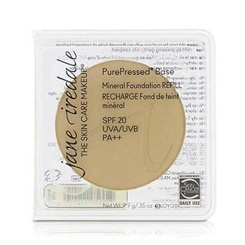 Jane Iredale أساس معدني PurePressed SPF 20 - Warm Silk  9.9g/0.35oz