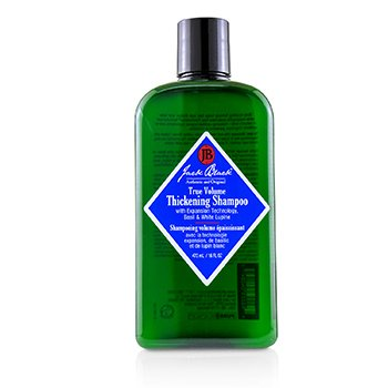 Jack Black True Volume Thickening Shampoo  473ml/16oz
