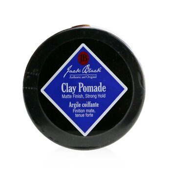 Clay Pomade (Matte Finish, Strong Hold) 77g/2.75oz