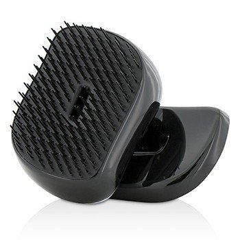 Compact Styler On-The-Go Detangling Hair Brush - # Silver Chrome  1pc