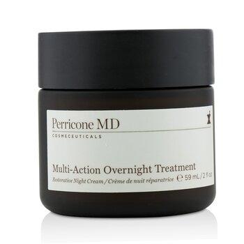 Multi-Action Overnight Treatment Restorative Night Cream  59ml/2oz