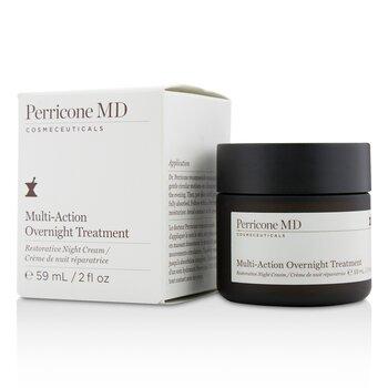 Perricone MD Multi-Action Overnight Treatment Restorative Night Cream  59ml/2oz