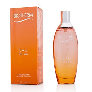ビオテルム Eau Relax Eau De Toilette Spray  100ml/3.38oz