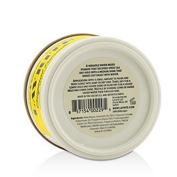 Original Pomade (Medium Hold, Medium Shine, Water Soluble)  120g/4.25oz