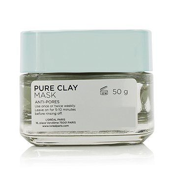 Pure Clay Anti-Pores Mask  50g/1.7oz
