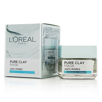 L'Oreal ماسك مضاد للمسام Pure Clay  50g/1.7oz