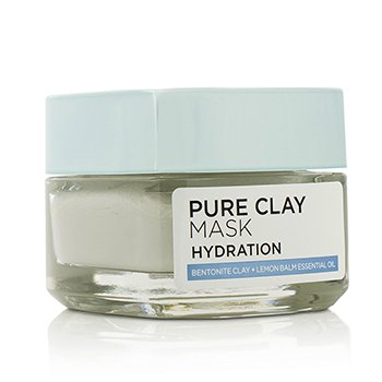Pure Clay Hydration Mask  50g/1.7oz
