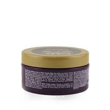 Deep Brilliance Olive & Monoi Smooth Edge (High Shine and Firm Hold)  54g/1.9oz