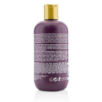 Deep Brilliance Olive & Monoi Optimum Moisture Shampoo 355ml/12oz