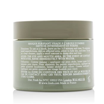 Umbrian Clay Purifying Mask - For Normal to Oily Skin  100ml/3.3oz