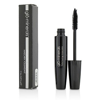GloMinerals Volumizing Mascara - Black  17ml/0.57oz