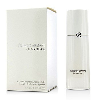 Giorgio Armani Crema Bianca Supreme Brightening Concentrate  30ml/1.01oz
