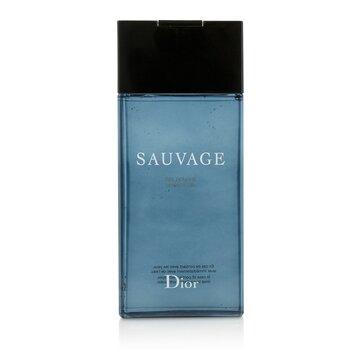 Sauvage Shower Gel 200ml/6.8oz