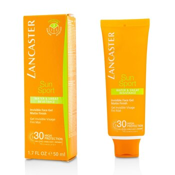 Sun Sport Invisible Face Gel Matte Finish SPF30  50ml/1.7oz