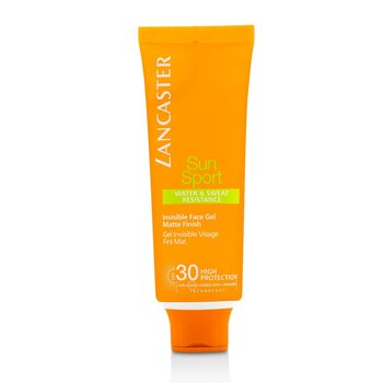 Lancaster Sun Sport Invisible Face Gel Matte Finish SPF30  50ml/1.7oz