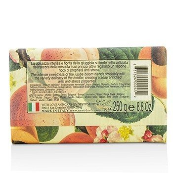 Il Frutteto Anti-Stress Soap - Medlar & Jujube  250g/8.8oz