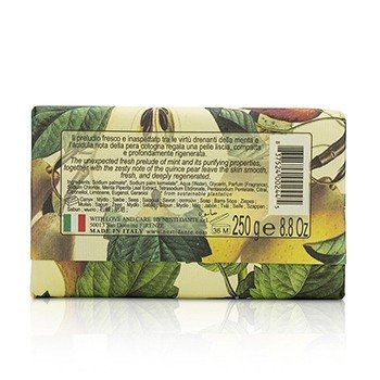 Il Frutteto Purifying Soap - Mint & Quince Pear  250g/8.8oz