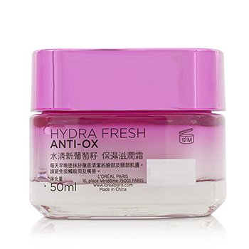 Hydrafresh Anti-Ox Grape Seed Hydrating Aqua Balm  50ml/1.7oz