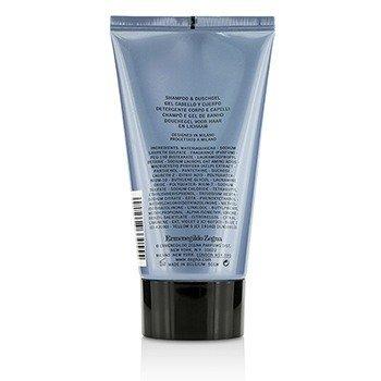 Z Zegna Hair & Body Wash 150ml/5oz