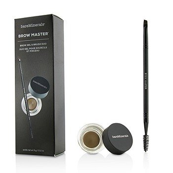 Brow Master Duo (Brow Gel & Brush)  3g/0.11oz