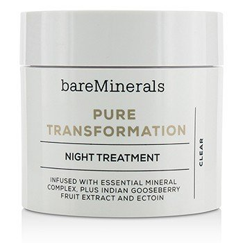 Pure Transformation Night Treatment - Clear  4.2g/0.15oz