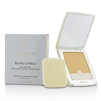 Blanc De Perle Light Booster Brightening Compact Foundation SPF 20  8.5g/0.29oz