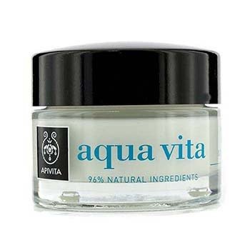Apivita Aqua Vita 24H Moisturizing Cream (For Normal/Dry Skin, Unboxed)  50ml/1.76oz