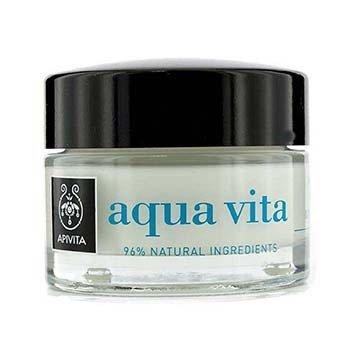 Apivita აქვა ვიტა 24საათიანი დამატენიანებელი კრემი (ნორმალური/მშრალი კანისთვის, ყუთის გარეშე)  50ml/1.76oz