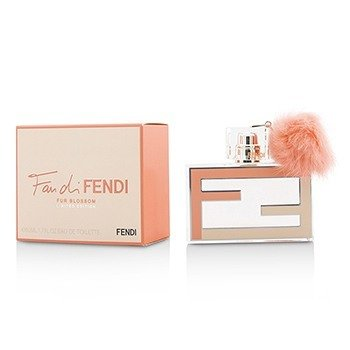 Fendi Fan Di Fendi Fur Blossom Eau De Toilette Spray (Edición Limitada)  50ml/1.7oz