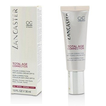 Total Age Correction Color Correction Anti-Aging Cream SPF15 - #02 Medium  30ml/1oz