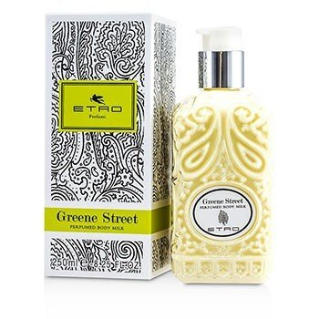 Etro Greene Street Perfumed Body Milk  250ml/8.25oz