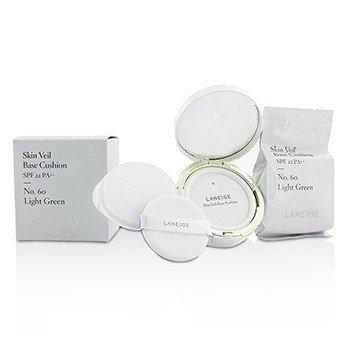 Skin Veil Base Cushion SPF 22  2x15g/0.5oz