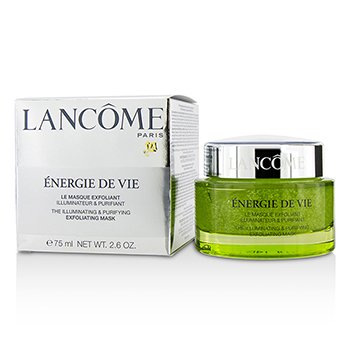Energie De Vie The Illuminating & Purifying Exfoliating Mask - All Skin Types, Even Sensitive  75ml/2.6oz